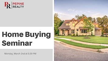 Home Buying Seminar March 2020