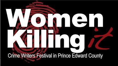 Women Killing It Crime Writers' Festival: Tea & Mortality tickets
