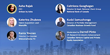 Bridging Your Career - In Conversation With Newcomer Leaders (Limited space, RSVP req'd) tickets
