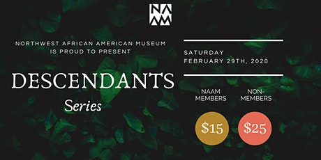 NAAM Presents the Descendants Series tickets