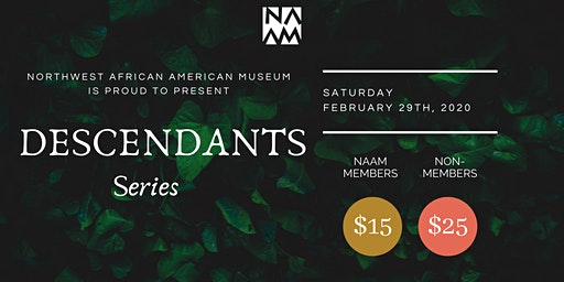 NAAM Presents the Descendants Series