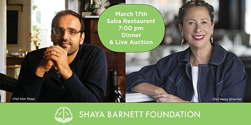 An Evening with Alon Shaya & Nancy Silverton