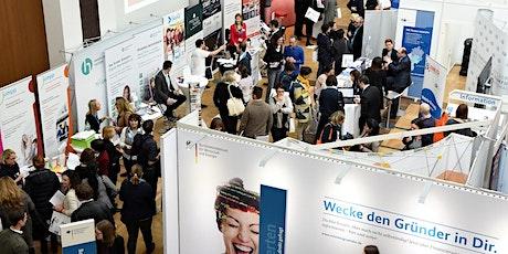 14. AUFSCHWUNG-Messe und Kongress für Existenzgründer und junge Unternehmen Tickets