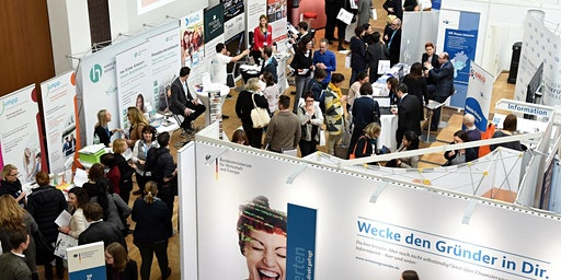 14. AUFSCHWUNG-Messe und Kongress für Existenzgründer und junge Unternehmen