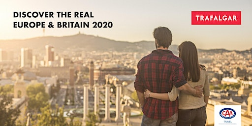 Travel Talk - Discover the Real Europe and Britain with Trafalgar