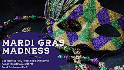 Mardi Gras Madness tickets