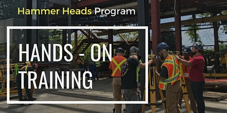 Hammer Heads Program Application Session  tickets