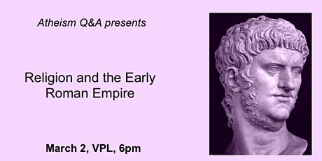 Religion and the Early Roman Empire tickets
