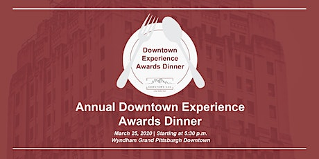 Downtown CDC: Annual Dinner tickets