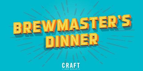 Best of Belgium Brewmasters Dinner tickets