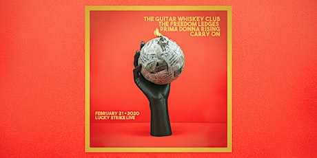 THE GUITAR AND WHISKEY CLUB AT LUCKY STRIKE LIVE tickets