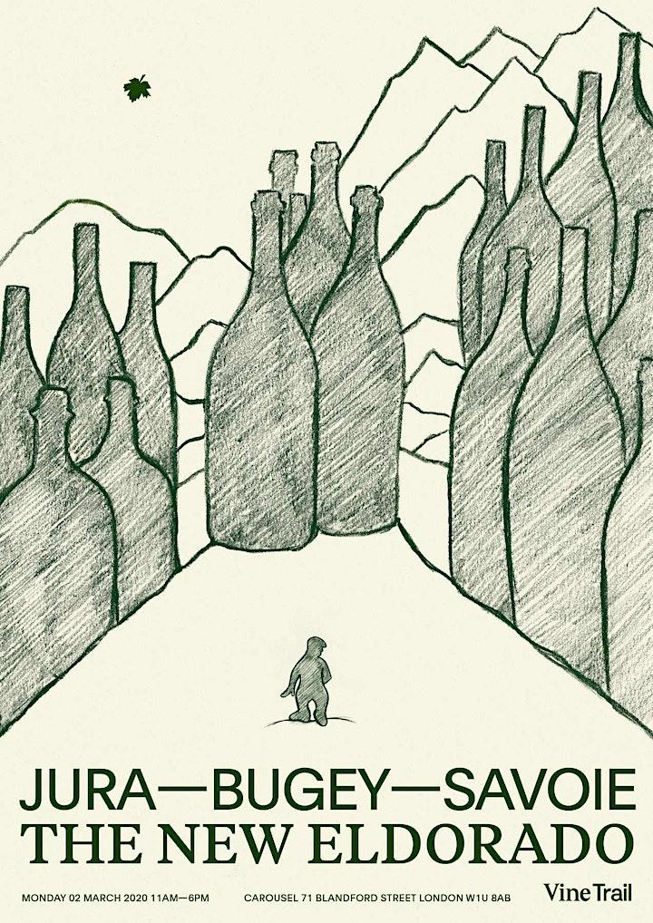 JURA, BUGEY, SAVOIE — THE NEW ELDORADO (Trade only) image