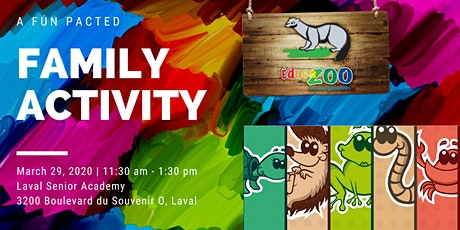 Embracing Diversity - Family activity with Educazoo and The Animal Walk tickets