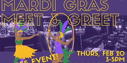 Mardi Gras Mix & Mingle