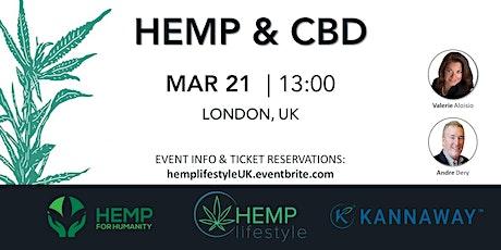 HEMP & CBD SEMINAR | London, UK tickets