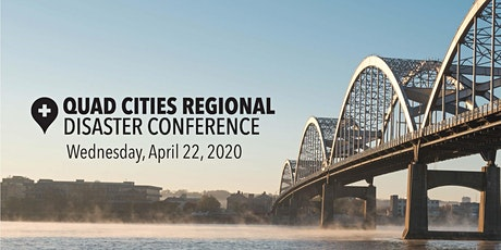 Quad Cities Regional Disaster Conference tickets