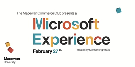 Microsoft Experience tickets