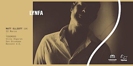 LYNFA #11: Matt Elliott live @ Villa Angaran San Giuseppe (Ex Cappella) tickets