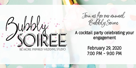 Be More Inspired 2020 Bubbly Soiree tickets