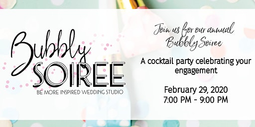 Be More Inspired 2020 Bubbly Soiree