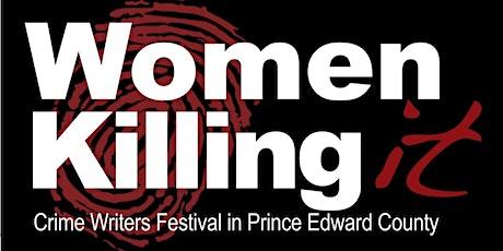 Women Killing It Crime Writers' Festival:  Doing the Twist Workshop tickets