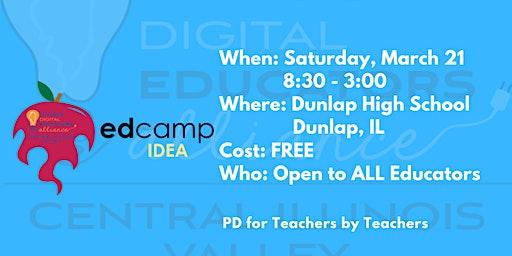 EdCamp IDEA 2020
