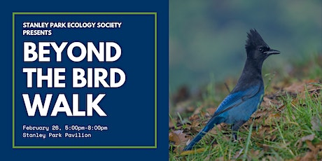 Workshop : Beyond the Bird Walk tickets