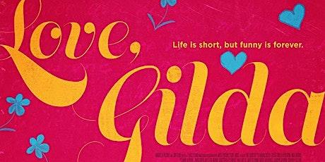 Spring Documentary Film Festival: Love, Gilda tickets