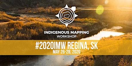 2020 Indigenous Mapping Workshop: Regina, SK tickets