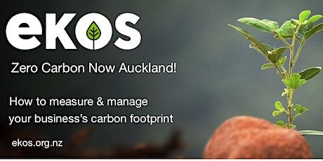 Zero Carbon Now! How to start your business's Zero Carbon journey tickets