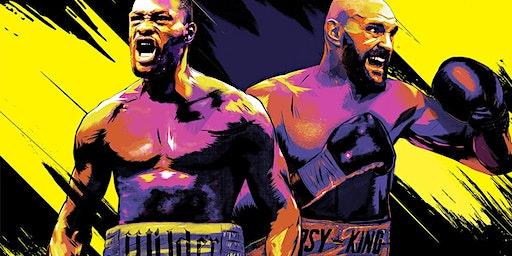 Deontay Wilder vs. Tyson Fury II - Watch Party at Sports & Social Arlington