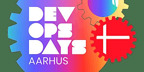 DevOpsDays Aarhus 2021 tickets