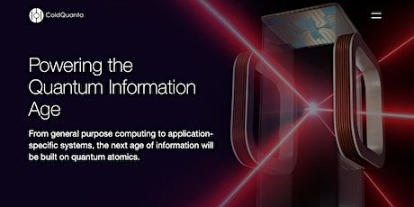 """Powering the Quantum Information Age"" Seminar tickets"