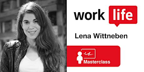 Stopp das digitale Dauerrauschen - mit Lena Wittneben Tickets