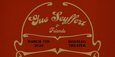 Gus Seyffert & Friends tickets