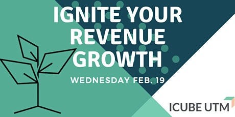 Ignite Your revenue growth tickets