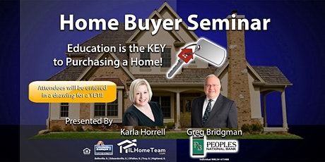Home Buyer Seminar - April 4th 2020 tickets