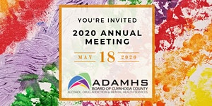ADAMHS Board of Cuyahoga County 2020 Annual Meeting...