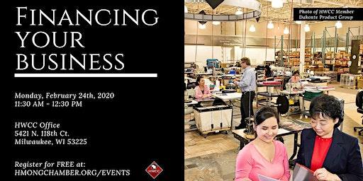 Financing Your Business Workshop