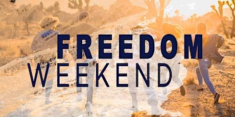 Freedom Weekend Spring 2020 tickets