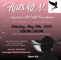 12th Women of Vision Luncheon tickets