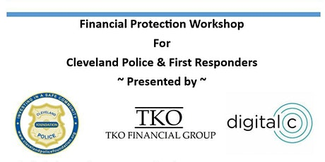 Financial Protection Workshop (Cleveland Police & First Responders) tickets