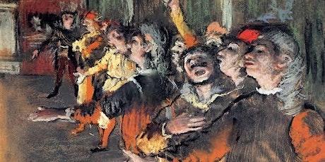 Ópera: Estética e Psicanálise | Vingança ingressos