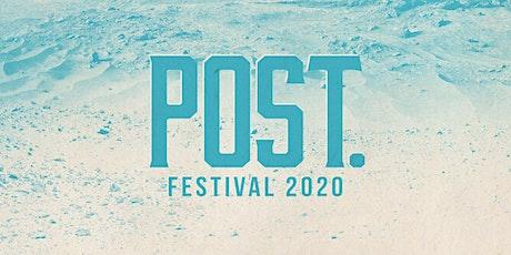 Post. Festival 2020 - Postponed tickets
