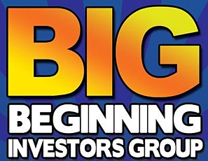 Beginners Investment Group tickets
