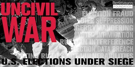 Uncivil War - Las Vegas Premiere tickets