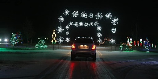 Shipshewana Lights of Joy (Christmas Light Drive-Thru)