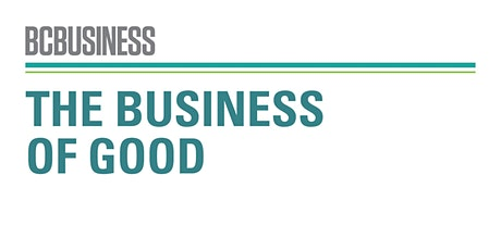 BCBusiness | The Business Of Good tickets