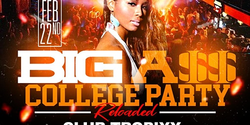 BIG ASS COLLEGE PARTY RELOADED