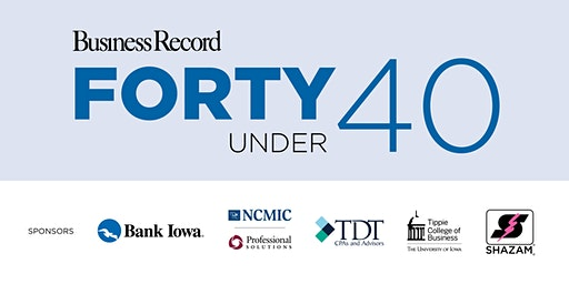 Forty Under 40 - 2020